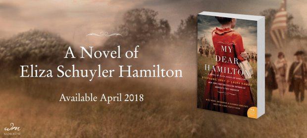 My Dear Hamilton: A Review – Clarissa Reads It All