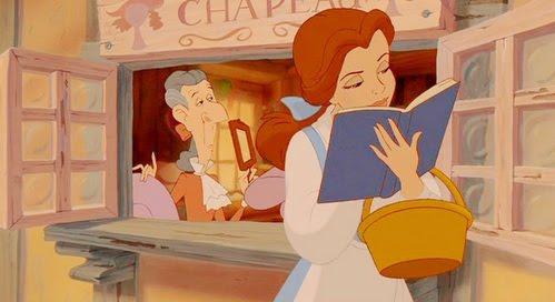 belle_reading